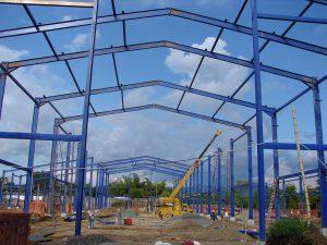 Estructura Metálica de Cubiertas