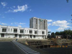 Vista General De Casas y Apartamentos